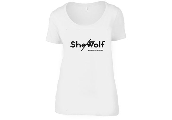 She-Wolves t-shirt – Design by Marshall Light Studio