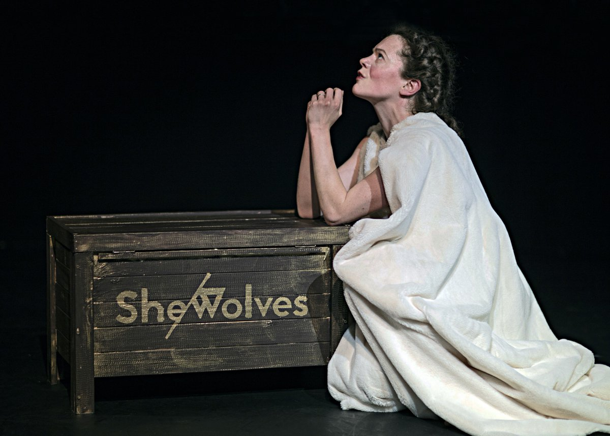 She-Wolves Project with Laura Careless