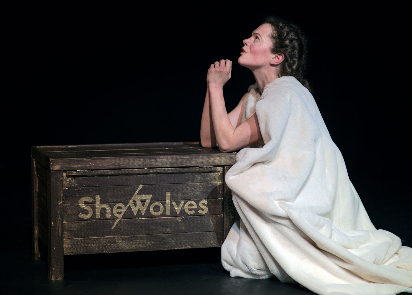 She-Wolves Project – Laura Careless